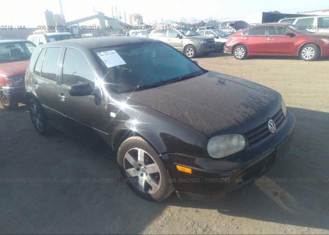 Inventory #919450343 2000 Volkswagen GOLF