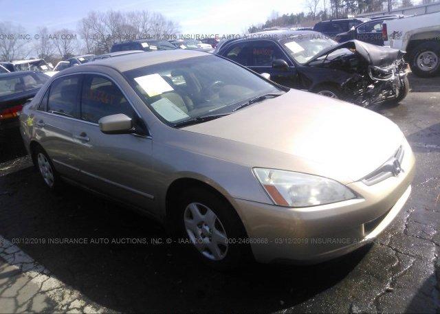 Inventory #931467903 2005 Honda ACCORD