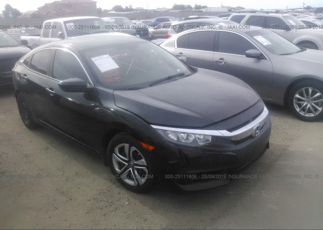 Inventory #155051687 2018 Honda CIVIC