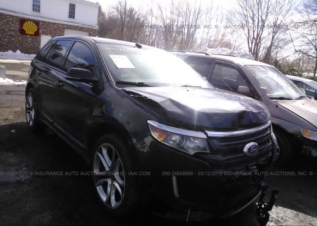 Inventory #857830282 2014 FORD EDGE