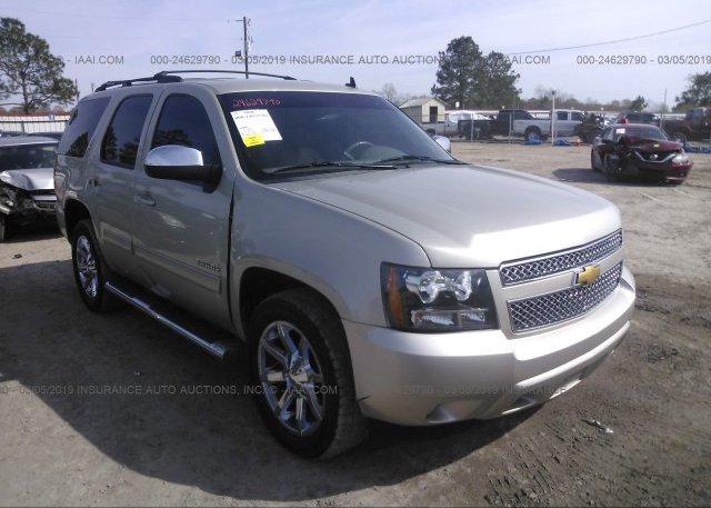 Inventory #282419649 2013 Chevrolet TAHOE