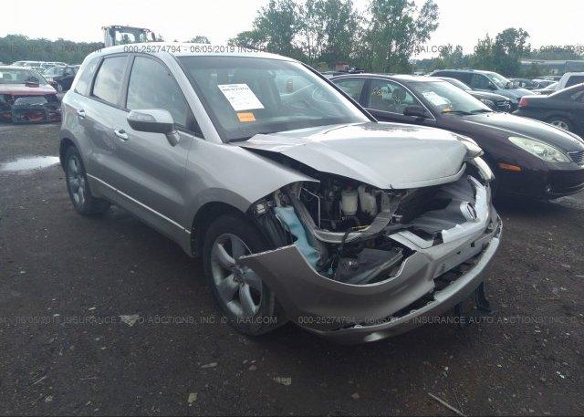Inventory #698026044 2009 Acura RDX