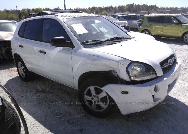 Inventory #993793985 2005 Hyundai TUCSON