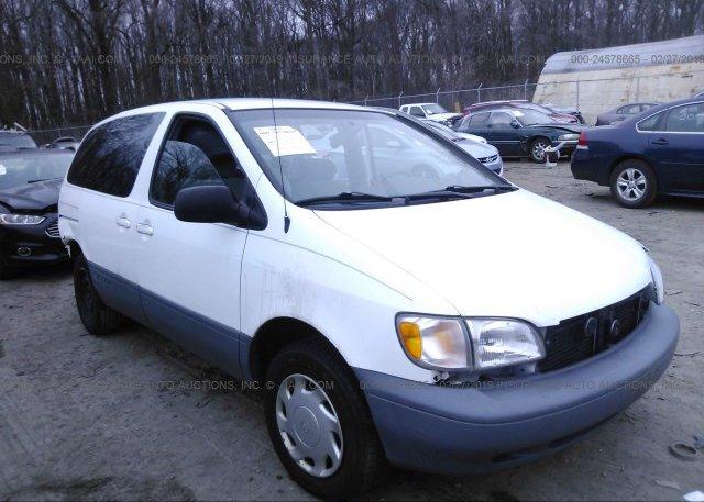 Inventory #154286877 1999 Toyota SIENNA
