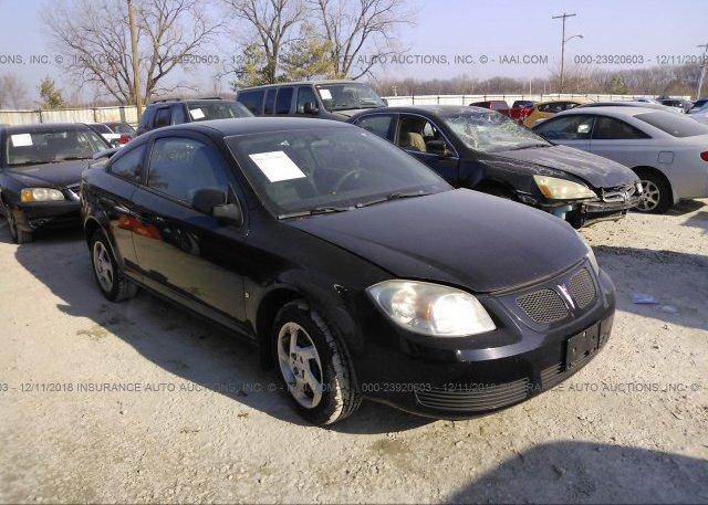 1g2al15f477200576 original black pontiac g5 at columbus oh on 2007 Pontiac G5 Black 2007 pontiac g5 1g2al15f477200576 x2 2007