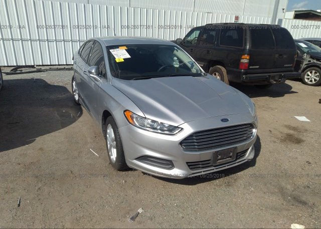 Inventory #328014959 2014 FORD FUSION