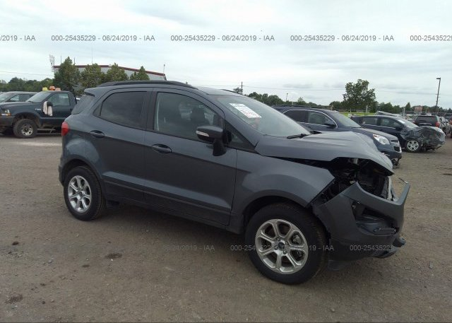 Maj3p1texjc206759 Clear Gray Ford Ecosport At Belleville