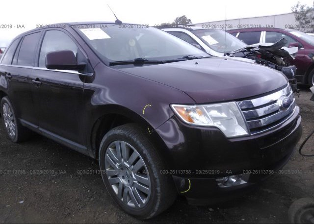 Inventory #373267349 2010 FORD EDGE