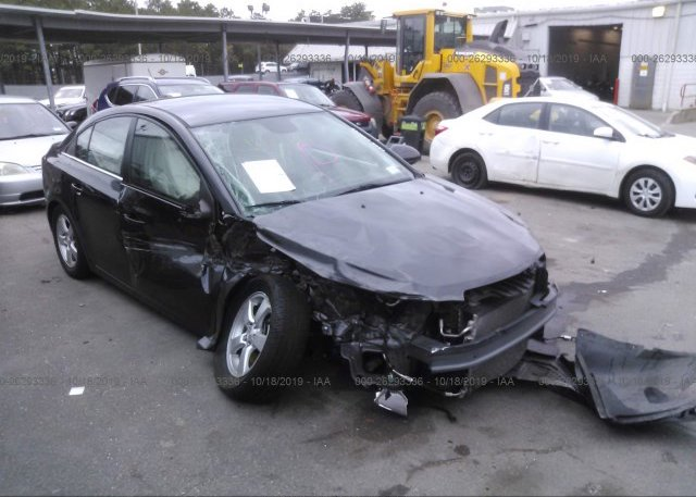 Inventory #421780259 2016 Chevrolet CRUZE LIMITED
