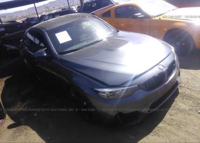 Inventory #203529871 2018 BMW M3