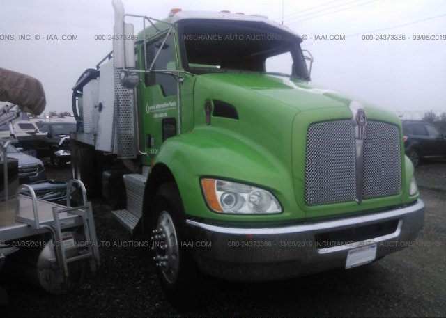 Inventory #155692493 2015 KENWORTH CONSTRUCTION