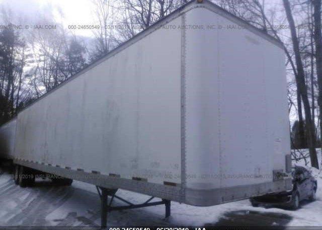 Inventory #629699097 2002 TRAILMOBILE DRY VAN