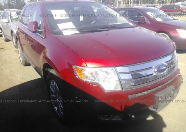 Inventory #966220821 2009 FORD EDGE