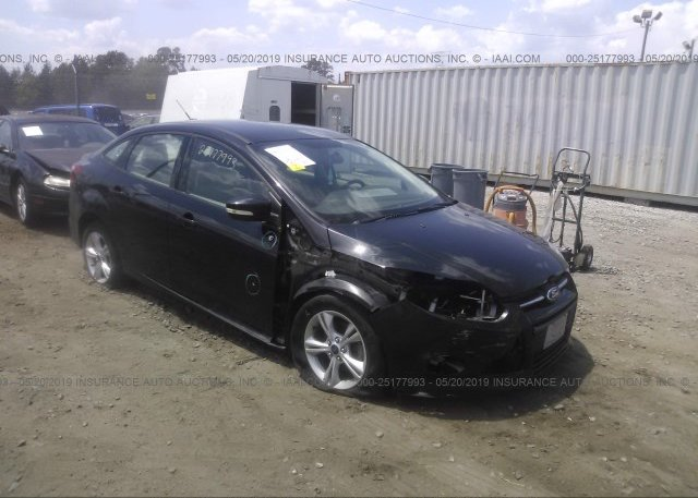 Inventory #261397475 2014 FORD FOCUS