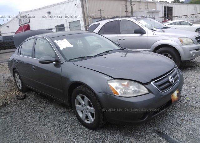 Inventory #396596583 2004 Nissan ALTIMA