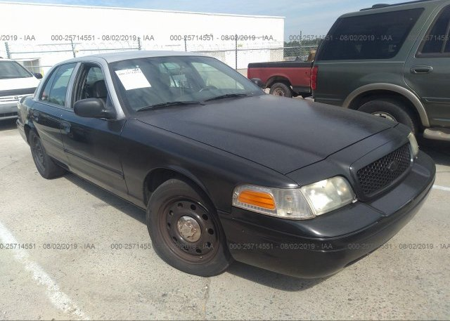 Inventory #978111375 2007 FORD CROWN VICTORIA