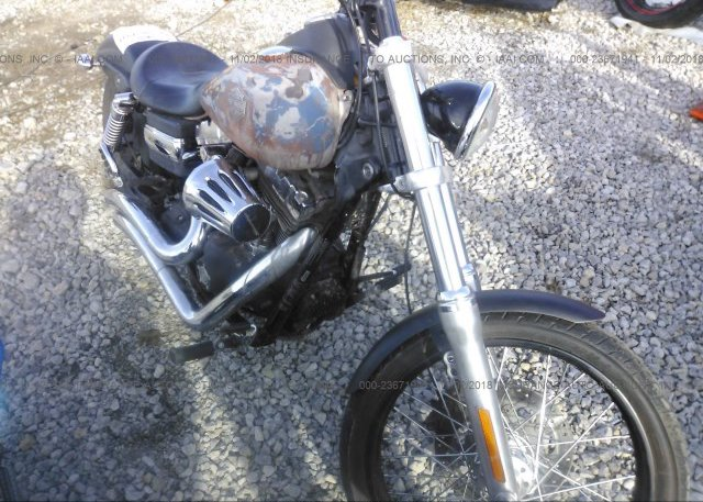Inventory #283130011 2011 Harley-davidson FXDWG