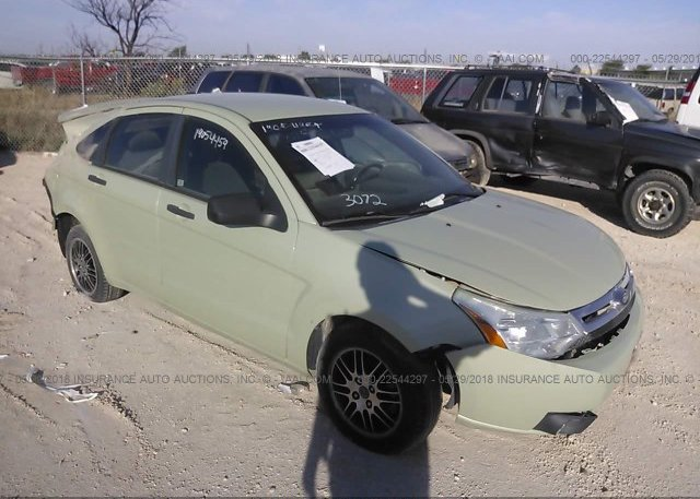Inventory #120666070 2010 FORD FOCUS