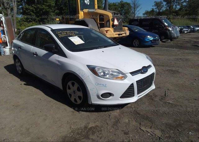 Inventory #808923687 2014 FORD FOCUS