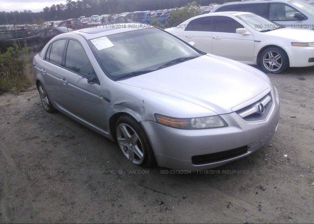 Inventory #224832541 2006 Acura 3.2TL