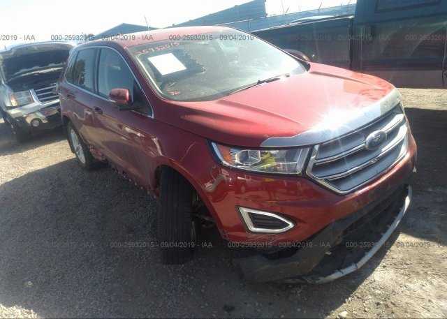 Inventory #715891681 2016 FORD EDGE