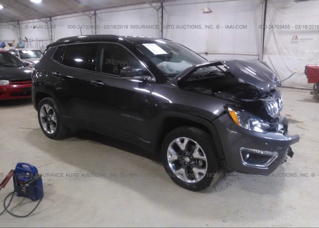 Inventory #629501327 2018 JEEP COMPASS