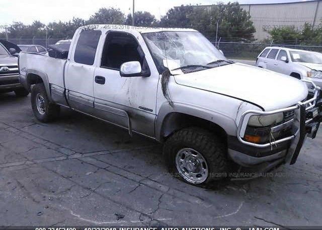 Inventory #480887945 2002 Chevrolet SILVERADO
