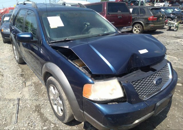 Inventory #351020844 2005 FORD FREESTYLE