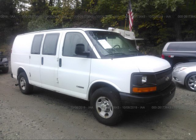 Inventory #299668380 2006 Chevrolet EXPRESS G2500