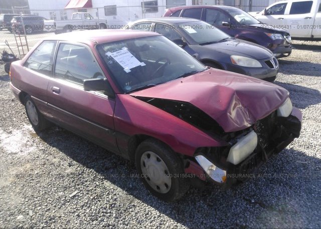Inventory #348379719 1994 FORD ESCORT