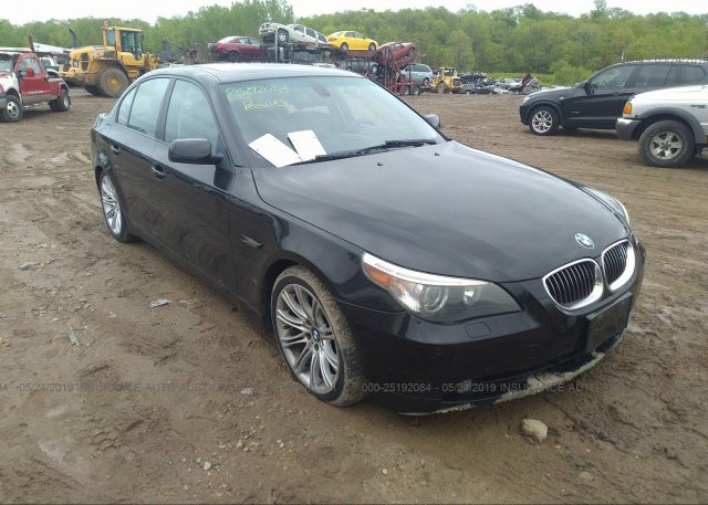 Inventory #467270388 2007 BMW 550