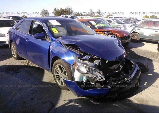 Inventory #217875430 2015 Toyota CAMRY