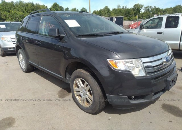 Inventory #255138115 2007 FORD EDGE