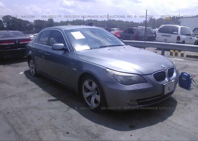Inventory #626005717 2008 BMW 528