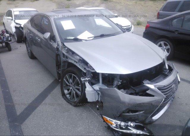 Inventory #331603370 2016 Lexus ES