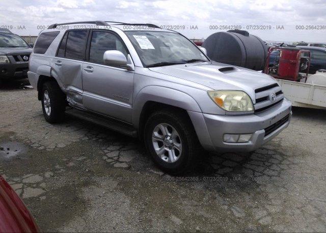 Inventory #260712711 2005 Toyota 4RUNNER