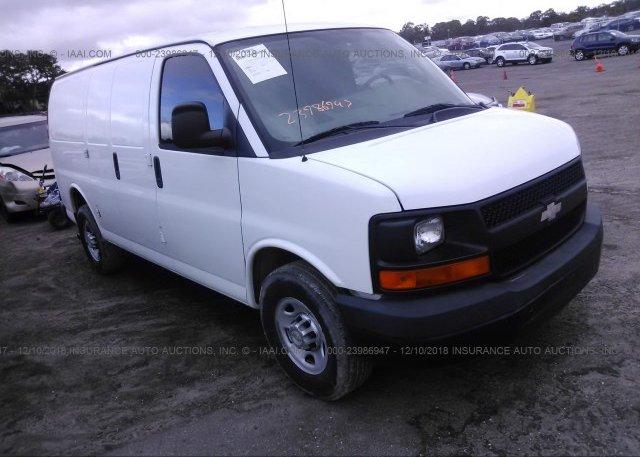 Inventory #845211018 2011 Chevrolet EXPRESS G2500