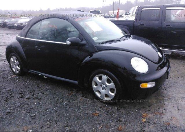 Inventory #841859067 2003 Volkswagen NEW BEETLE