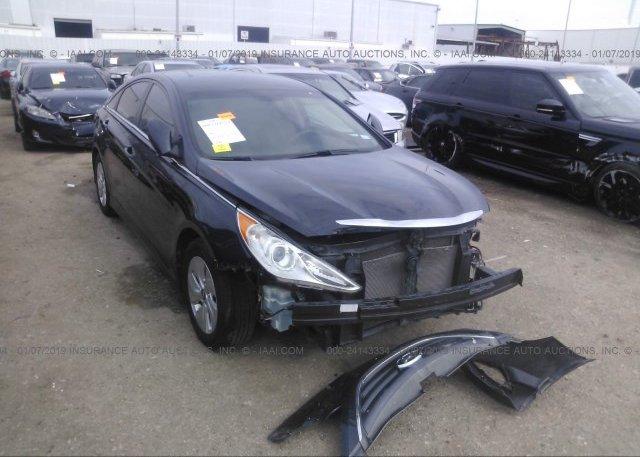 Inventory #399818639 2014 Hyundai SONATA
