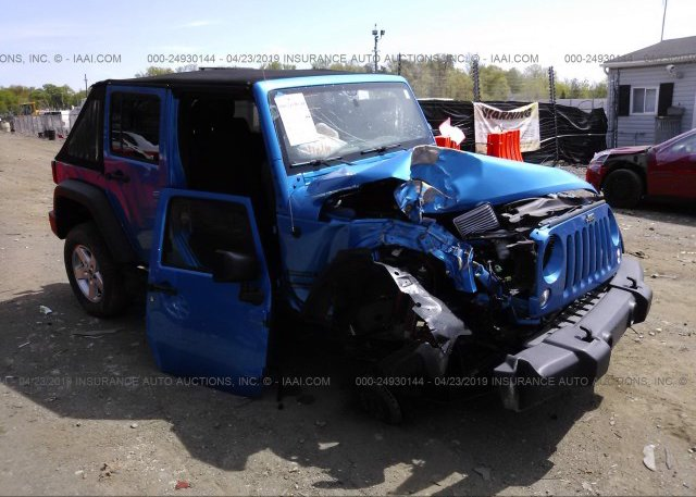 Inventory #370428112 2015 JEEP WRANGLER UNLIMITE