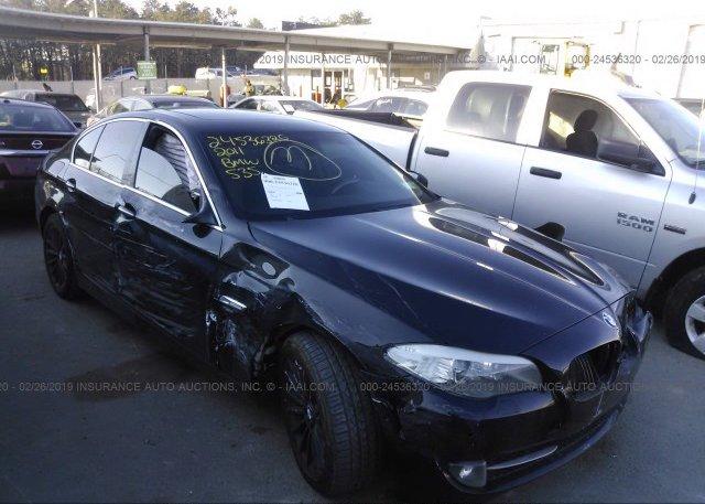 Inventory #894644747 2011 BMW 535