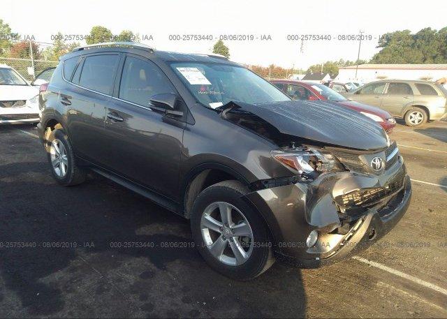 Inventory #447668498 2013 Toyota RAV4