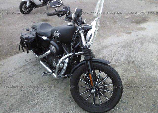 Inventory #508982875 2010 Harley-davidson XL883