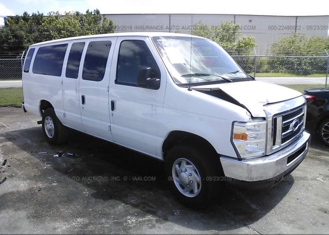 Inventory #844587534 2011 FORD ECONOLINE