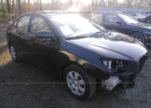 Inventory #216829788 2008 Hyundai ELANTRA