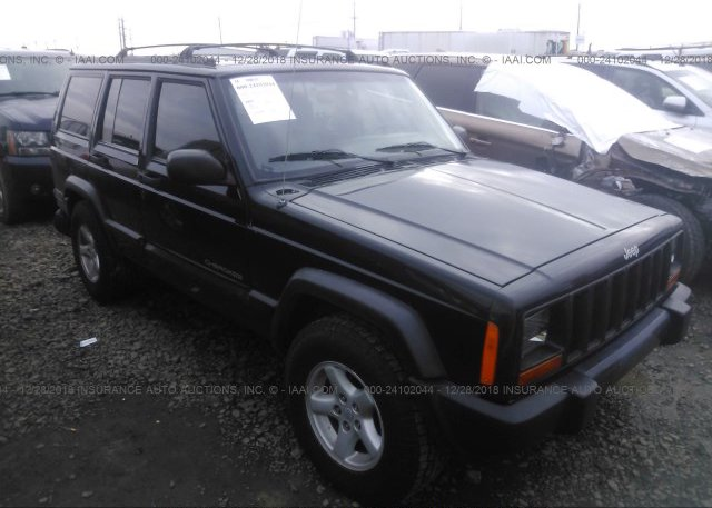 Inventory #785650141 1998 JEEP CHEROKEE