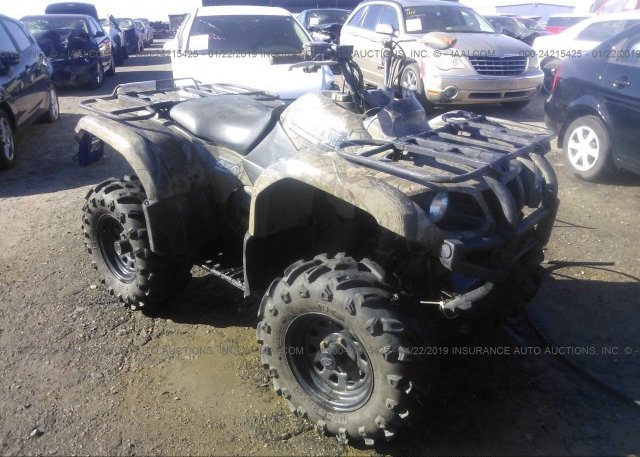 Inventory #446798555 2003 Yamaha YFM660