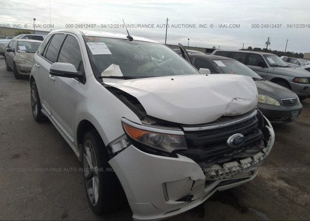 Inventory #747548650 2014 FORD EDGE