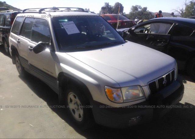 Inventory #806210916 2001 Subaru FORESTER
