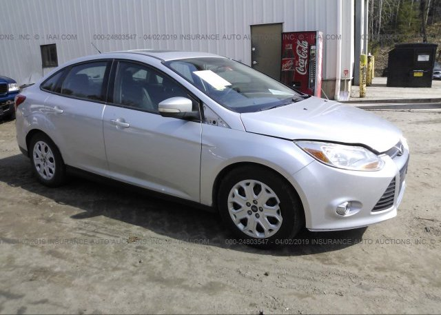 Inventory #744261774 2012 FORD FOCUS